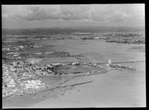 Onehunga reclamation, Auckland
