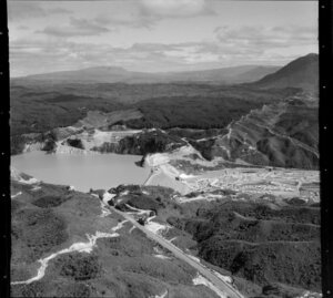 Matahina Hydroelectric Power Station, Bay of Plenty