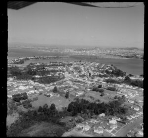 Birkenhead, North Shore, Auckland, looking towards city