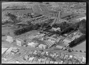 Dominion Breweries, Otahuhu, Auckland