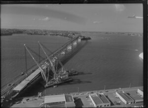 Auckland Harbour Bridge Extensions