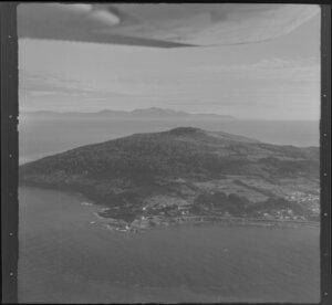 Bluff Hill, with view toward Stewart Island
