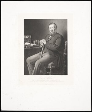 Macbeth, Norman, 1821-1888 :Robert Wilkin. Painted by Norman Macbeth, A.R.S.A.; photogravure by Goupil & Co. Published by Doig McKechnie & Davies, Edinburgh [ca 1880]
