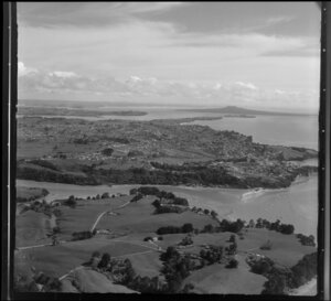 Manukau, towards Howick, Auckland