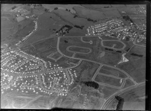 Mangere, Auckland, including suburban houses