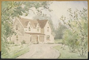 Barton, Cranleigh Harper, 1890-1975 :At Oxford. [ca 1950]