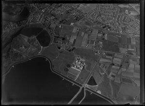 Mangere Wastewater Treatment Plant, Auckland