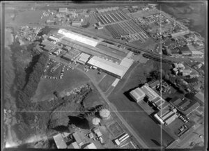 Factory premises of A B Consolidated Ltd, Panmure, Auckland