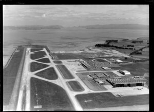 Auckland Airport, Mangere, Auckland