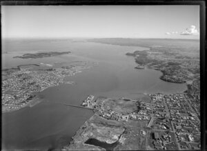 Onehunga and Mangere Bridge, Auckland