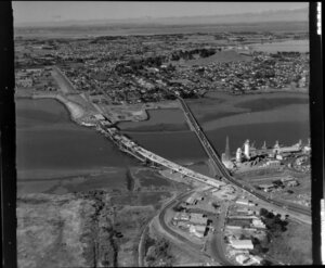 Mangere, Auckland, including and Mangere Bridge area
