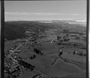 Rural township of Clevedon, Franklin, Auckland