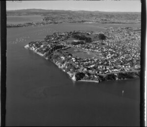 Saint Heliers Bay, Achilles Point and Ladies Bay, Auckland