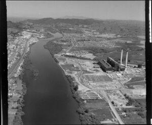 Electricity Station, Huntly, Waikato
