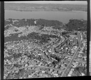 Birkenhead and township, North Shore, Auckland