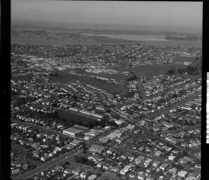 Dominion and Mount Albert Roads, Mount Roskill area, Auckland