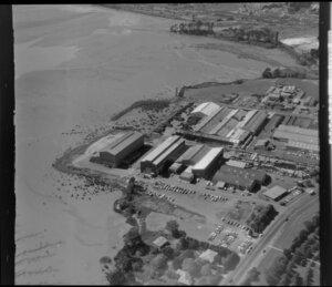 Nissan Datsun Plant, Otahuhu, Auckland