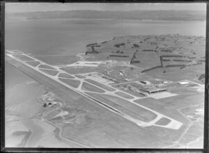 Auckland Airport, Mangere