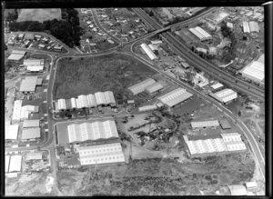 Premises of R and V Sanders, Penrose, Auckland