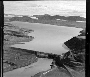 Aviemore Hydroelectric Dam, Waitaki County