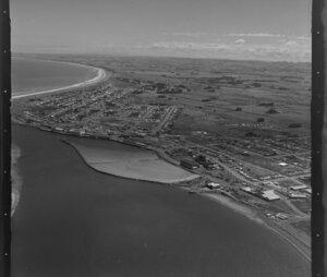 Whanganui River and coastline
