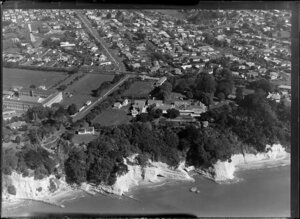 Wilson Home, for Auckland Hospital Board