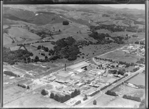 Auckland Farmers Freezing Company Limited, Moerewa plant