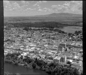 Waikato River and Lake Rotoroa, Hamilton
