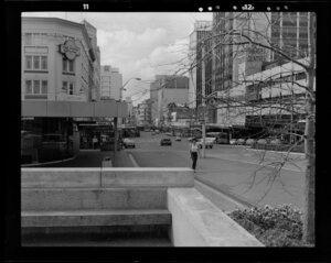 Queen Street, Auckland, looking North