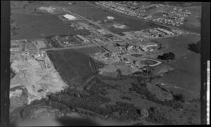 Factories in Southern Whangarei, Northland Region