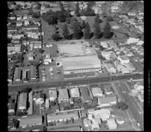 Premises of Northern Television Limited, Onehunga, Auckland