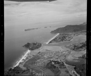 Pauanui and Tairua, Thames-Coromandel District