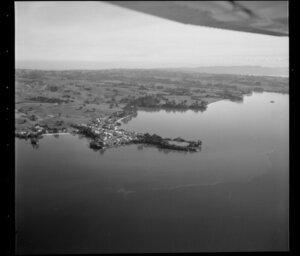 Awhitu and Matakawau Point, Manukau Harbour, Auckland