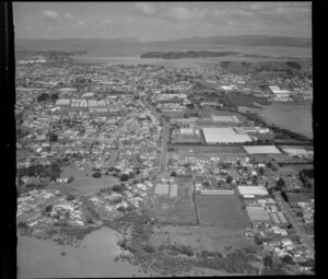 Mangere East and Favona, Auckland