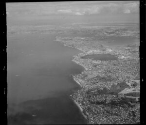 Campbell's Bay, North Shore, and Takapuna