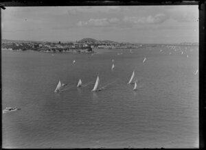 Auckland Regatta at Westhaven