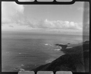 Tidal rip off Cape Terawhiti, Cook Strait