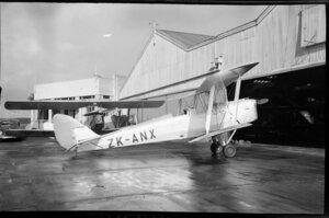 De Havilland Tiger Moth, ZK-ANX