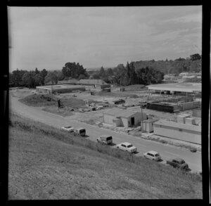 Massey University site, Palmerston North
