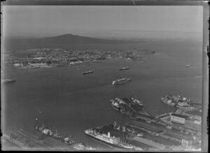 Ship, Aorangi, Auckland