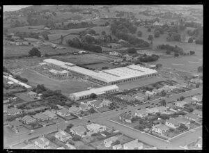 Korma Mills and surrounding area, Auckland
