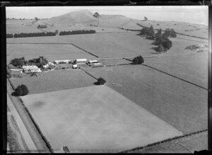 Homestead and farm, Mangere area