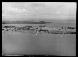 Puketutu Island, Manukau Harbour, Auckland
