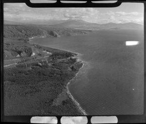 Hatepe river, Lake Taupo