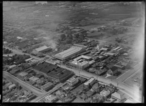 Otahuhu, Auckland, including bus depot