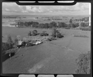 Rural property and sheds, Mangere, Auckland
