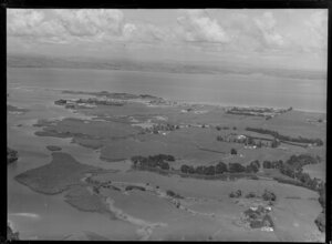 Mangere, Auckland; including proposed site of Mangere aerodrome