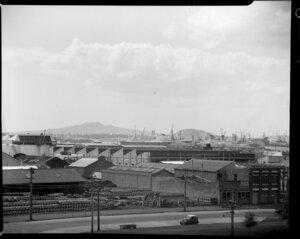 Dock yards, Auckland
