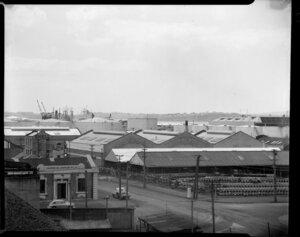 Docks, Auckland