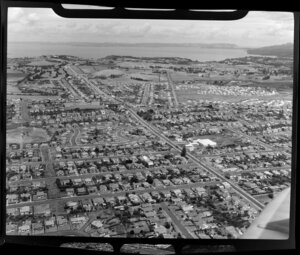 Dominion Road and surrounding suburbs, Auckland City